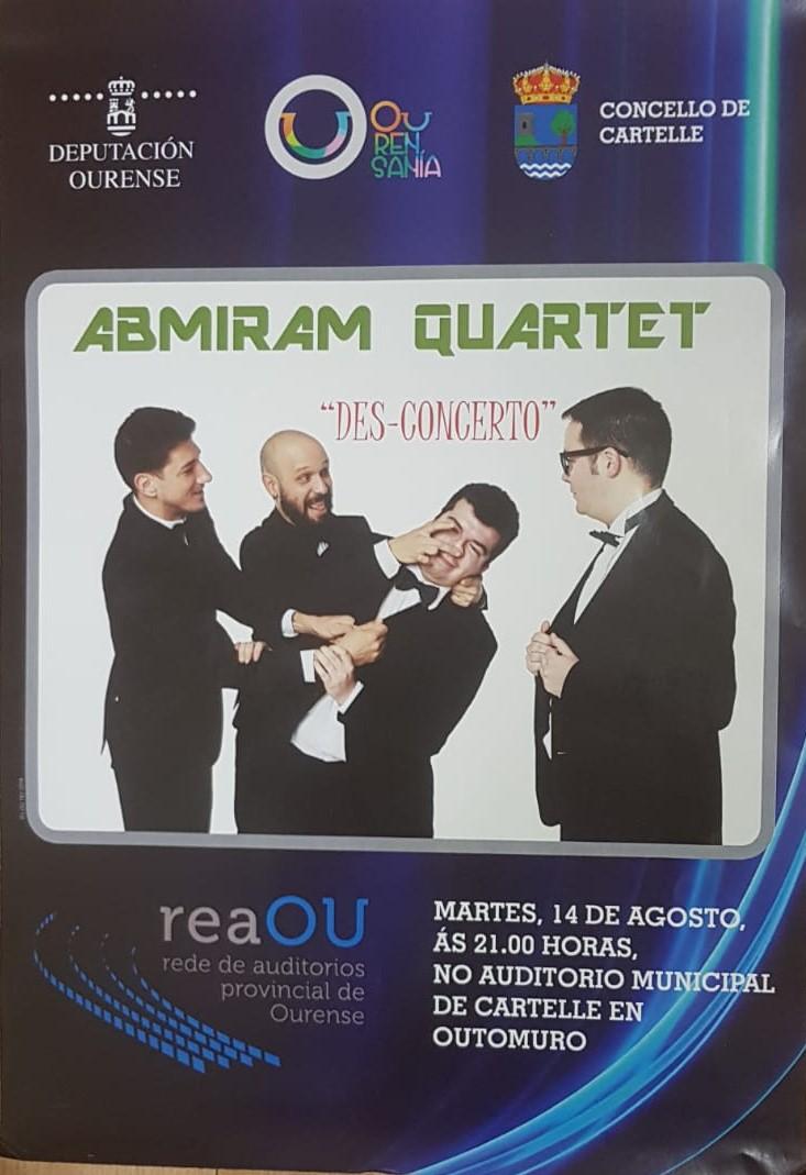 cartel abmiram quartet