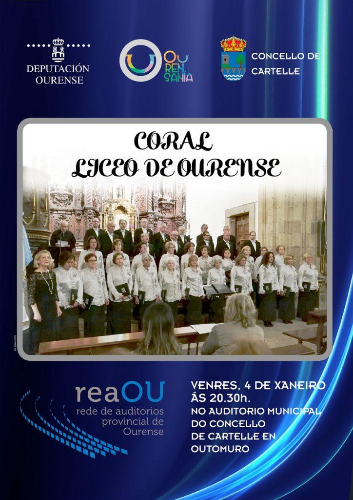 Concerto Coral Liceo