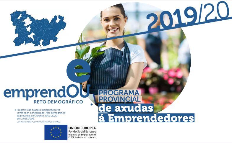 Programa axudas EmprendOU