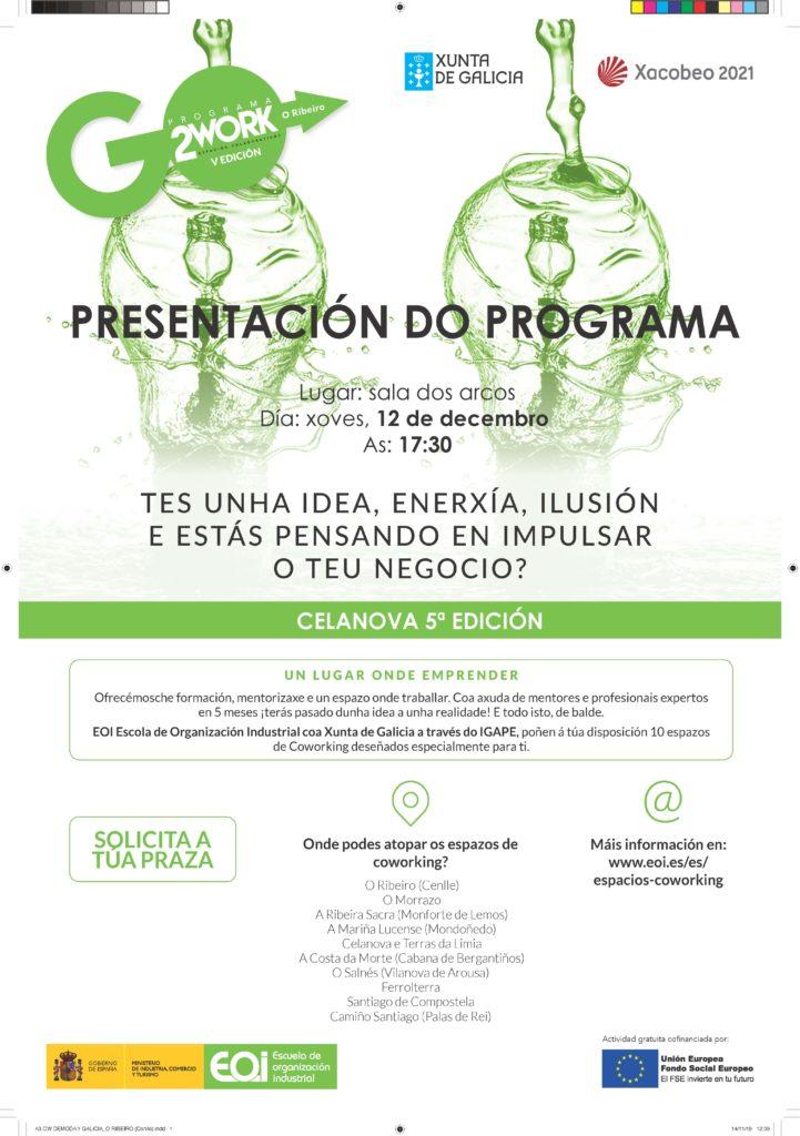 Programa emprendemento