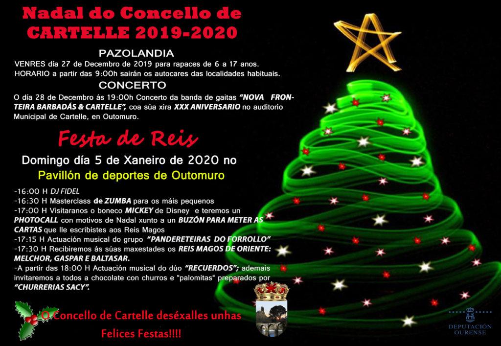 cartel Nadal 2019