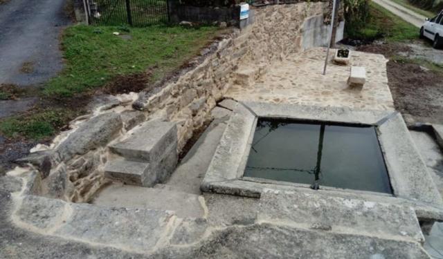 Fonte de Lama Grande - San Miguel de Espiñoso