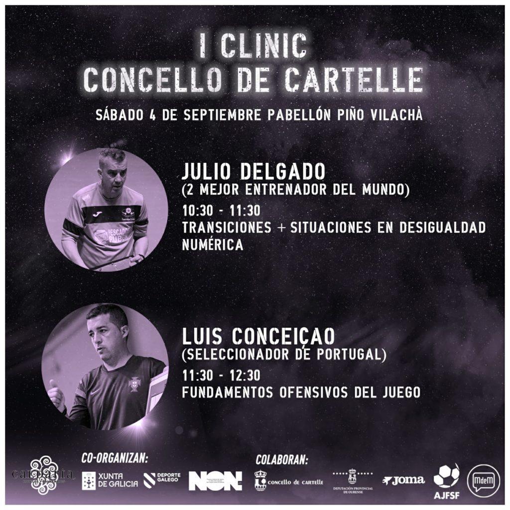 I Clinic Concello de Cartelle